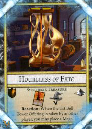 Synthesis Treasure<br />Hourglass of Fate